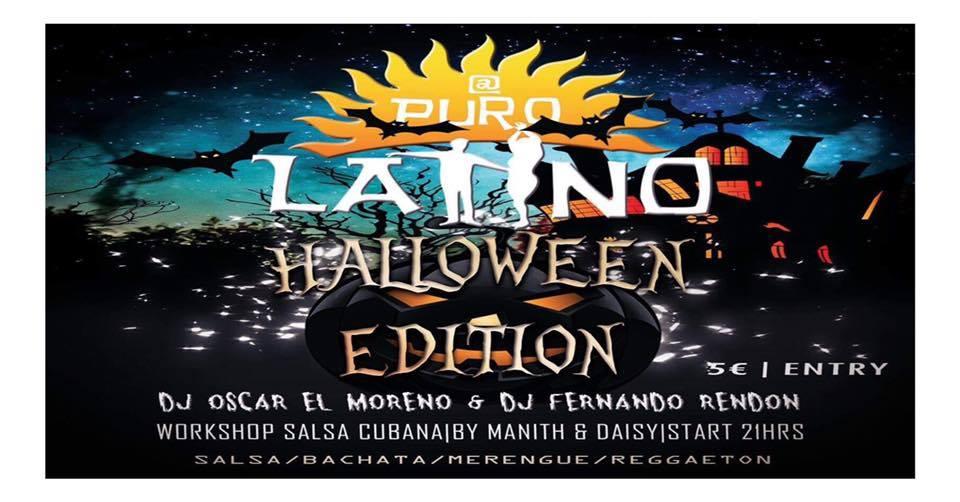 Puro Latino Halloween